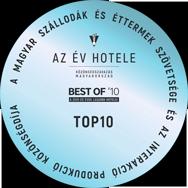 Az Év Hotele Közönségszavazás - Best of '10 | TOP10 | 2021